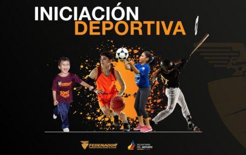 Afiche 1-Iniciación Deportiva I